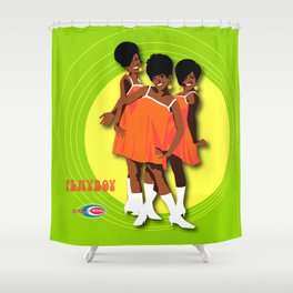 The Marvelettes Subway Soul Shower Curtain