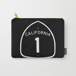 Highway 1 Carry-All Pouch