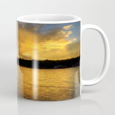 when the light turns to gold... Mug