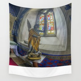 George and The Dragon Wall Tapestry