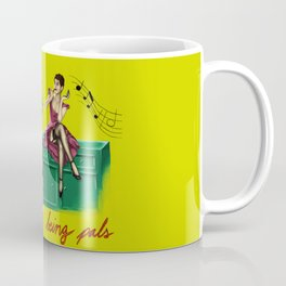 Just Gals Being Pals Coffee Mug