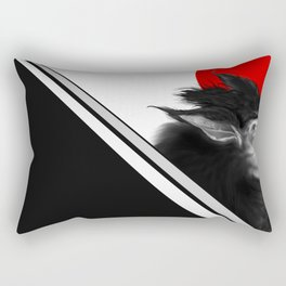 Napoleon! Rectangular Pillow