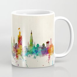 Edinburgh Scotland Skyline Coffee Mug