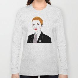 Annie Lennox Long Sleeve T-shirt