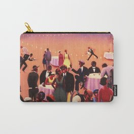 Barbecue by Archibald Motley Carry-All Pouch