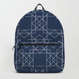 Boho Blues Backpack