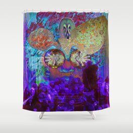 Release of Solar Light Shower Curtain