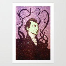 Chosen of  Tsathoggua Art Print