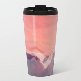 Agate burning land Travel Mug