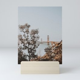 san francisco, california Mini Art Print