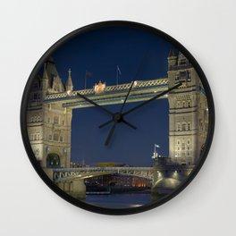 bridge in London Wall Clock