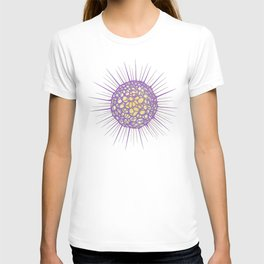 funky sea urchin T-shirt