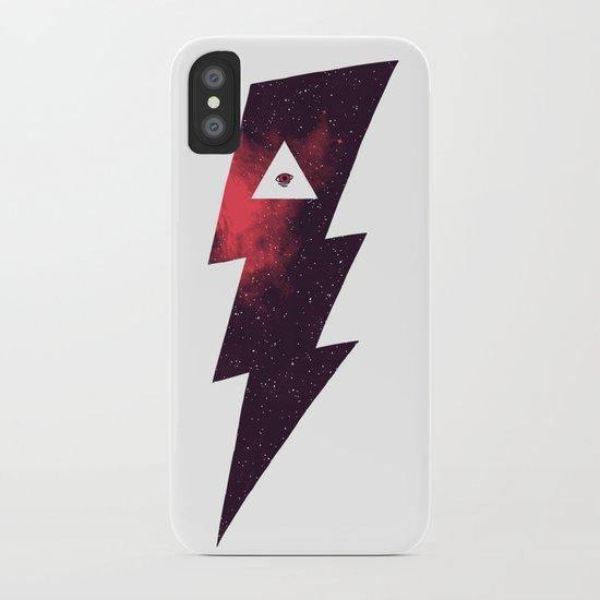 Darkish Matter iPhone Case