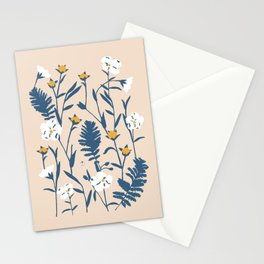 Flax Meadow III Stationery Cards