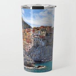 Colorful Italy Travel Mug
