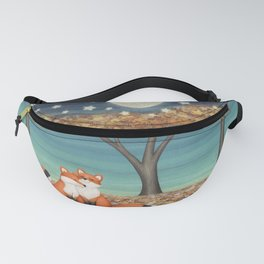 cuddly foxes Fanny Pack