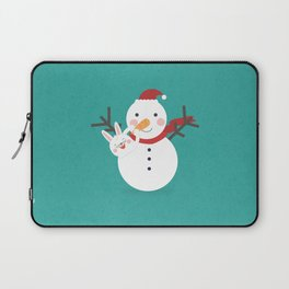 Day 21/25 Advent - Nose Installation Laptop Sleeve