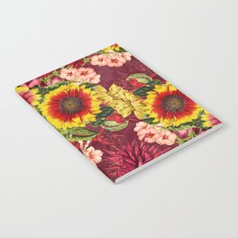 Summer Botanical Garden XV Notebook