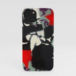 Brawl No.1 iPhone Case