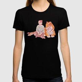 I'm a cat Lady T-shirt