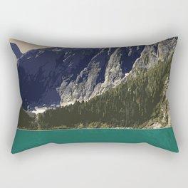 Strathcona Provincial Park Rectangular Pillow