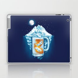 The Polar Beer Club Laptop & iPad Skin
