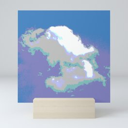 Cloud Mini Art Print