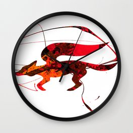 Star Fox Wall Clock
