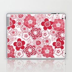 giving hearts giving hope: red garden Laptop & iPad Skin