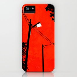 Red Sky 02 iPhone Case