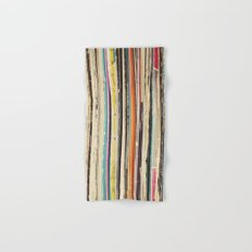 Record Collection Hand & Bath Towel
