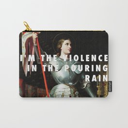 Jean Auguste Dominique Ingres, Joan of Arc at the Coronation of Charles VII (1854) / Halsey, Hurrica Carry-All Pouch