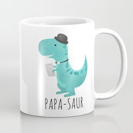 Papa-saur Coffee Mug
