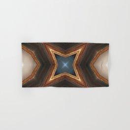 abstract art star pattern Hand & Bath Towel