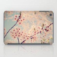cherry Blossoms 2 iPad Case