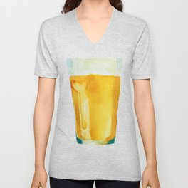 For the love of Beer! Unisex V-Neck