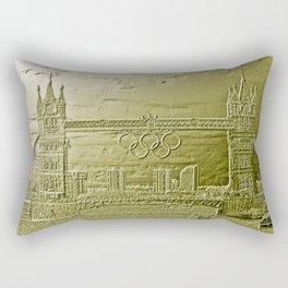 Tower Bridge  Rectangular Pillow