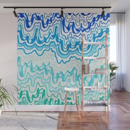 Thaw and Melt Wall Mural