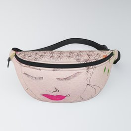 """""""Raw Bliss"""" Fanny Pack"""