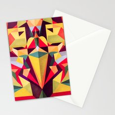 In the Middle of Something Stationery Cards