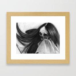 Incorporeal Void Framed Art Print