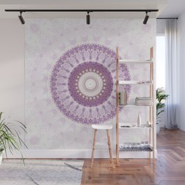 MANDALA NO. 36 #society6 Wall Mural
