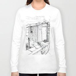 St Abbs Harbour Long Sleeve T-shirt