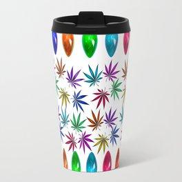 Celebrate Cannabis Travel Mug