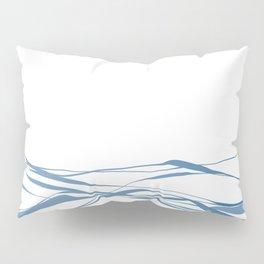A Bottomless Sea No. 2 Calm Pillow Sham
