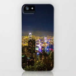 From The Top iPhone Case