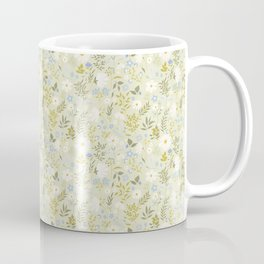 Daisies and Dragonflies (small scale) Coffee Mug