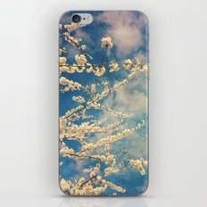 She Had a Song in Her Heart iPhone & iPod Skin