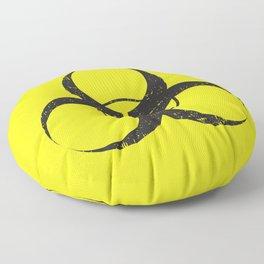 Biohazard Floor Pillow