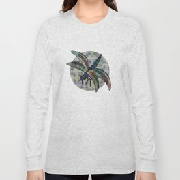 Earth Dragonflies Long Sleeve T-shirt